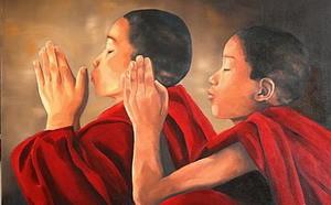 我亲身经历了佛陀的觉境