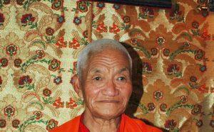 仁增尼玛法王认证第三世多杰羌佛