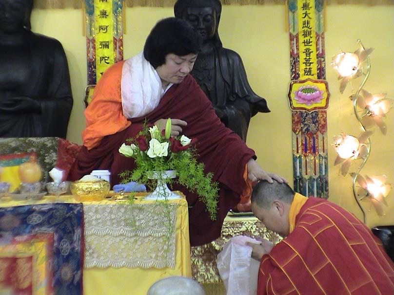 第三世多杰羌佛被公认为 显密圆通、五明俱足的大法王正宗佛教大师 第13张