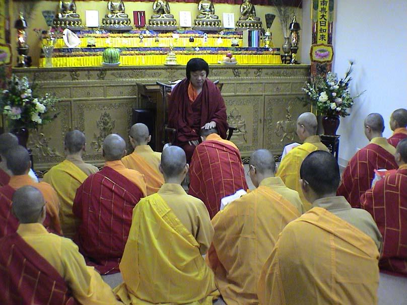 第三世多杰羌佛被公认为 显密圆通、五明俱足的大法王正宗佛教大师 第18张