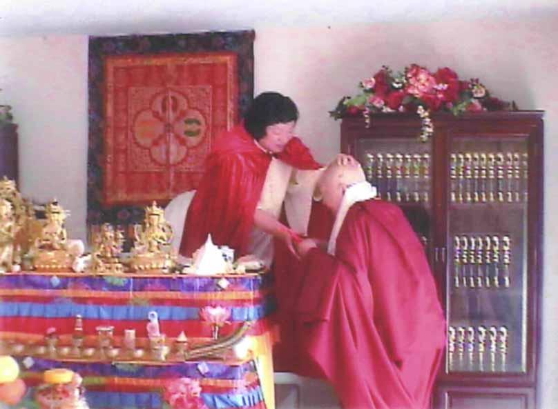 第三世多杰羌佛被公认为 显密圆通、五明俱足的大法王正宗佛教大师 第12张