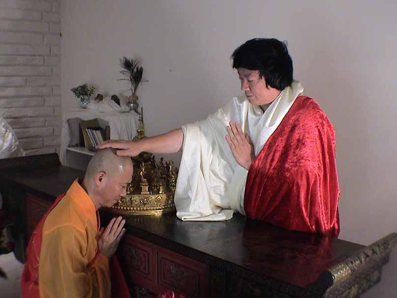 第三世多杰羌佛被公认为 显密圆通、五明俱足的大法王正宗佛教大师 第14张