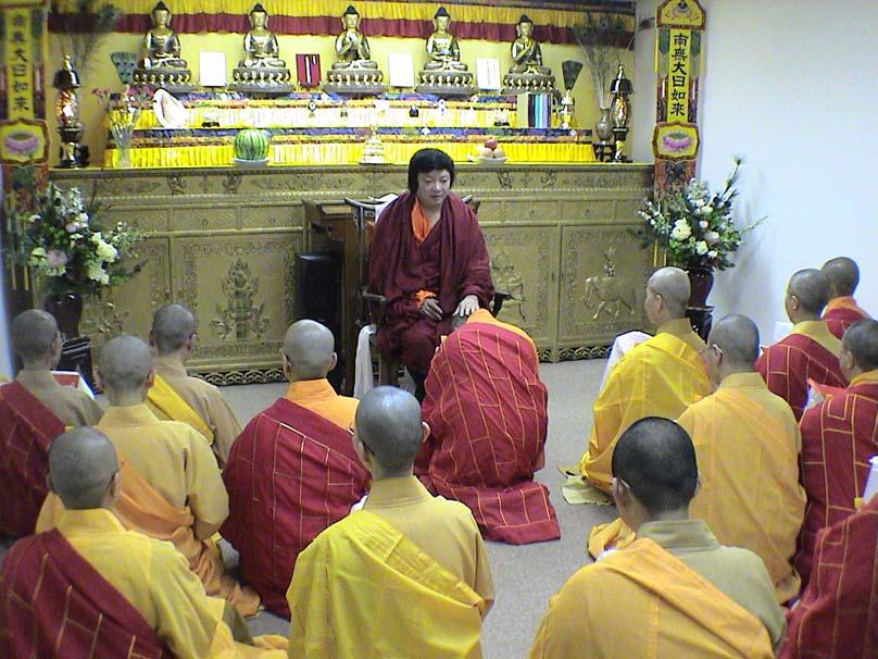 第三世多杰羌佛被公认为 显密圆通、五明俱足的大法王正宗佛教大师 第17张