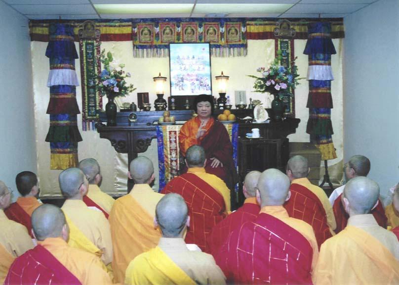 第三世多杰羌佛被公认为 显密圆通、五明俱足的大法王正宗佛教大师 第10张