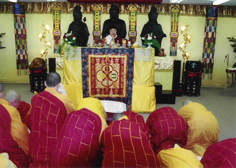 第三世多杰羌佛被公认为 显密圆通、五明俱足的大法王正宗佛教大师 第9张