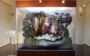 """人类历史中首创无法复制的艺术珍品 韵雕之皇""""一石横娇""""世界首展"""