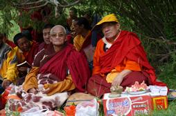 大伏藏师仁增尼玛法王简介 第2张