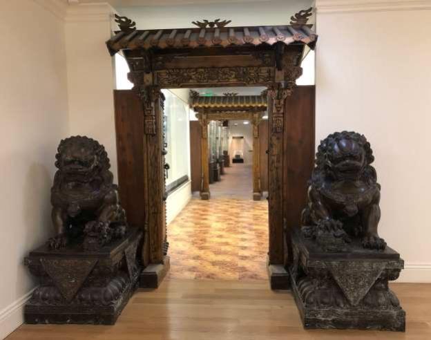国际艺术馆改变旧金山文化景观 第6张